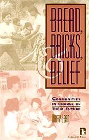 Cover of: Bread, bricks, and belief