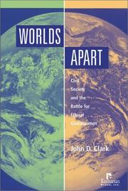 Cover of: Worlds Apart | John D. Clark