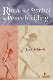 Cover of: Ritual And Symbol In Peacebuilding