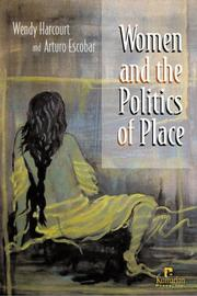 Cover of: Women And the Politics of Place |
