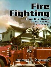 Cover of: Fire fighting