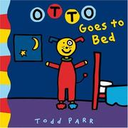 Cover of: Otto goes to bed