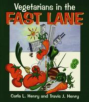 Cover of: Vegetarians in the fast lane
