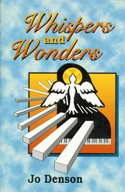 Cover of: Whispers and wonders | Jo Denson