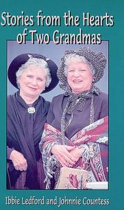 Cover of: Stories from the hearts of two grandmas