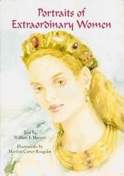 Cover of: Portraits of extraordinary women