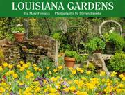 Cover of: Louisiana Gardens