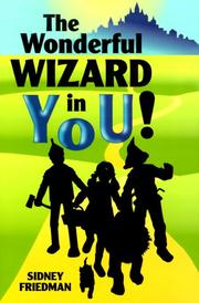 Cover of: The wonderful wizard in you!