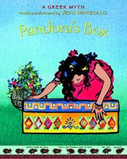 Cover of: Pandora's Box: a Greek myth about the constellations