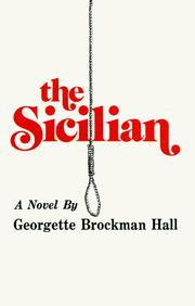 Cover of: The Sicilian | Hall