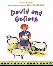 Cover of: David and Goliath (A Bible Story) |