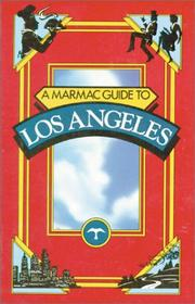 Cover of: Marmac Guide to Los Angeles | Arline Inge