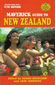 Cover of: Maverick Guide to New Zealand | Susan Buckland