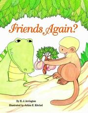 Cover of: Friends again? | Harriette J. Arrington