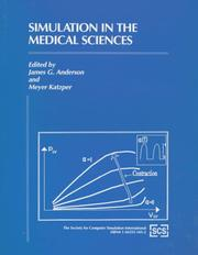 Cover of: Simulation in the Medical Sciences |