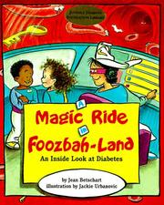 Cover of: A magic ride in foozbah-land