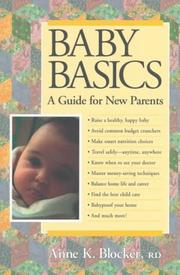 Cover of: Baby basics