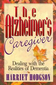 Cover of: The Alzheimer's caregiver