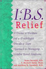 Cover of: I.B.S. relief | Dawn Burstall