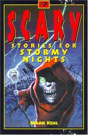 Cover of: Scary stories for stormy nights