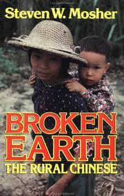 Cover of: Broken Earth | Steven W. Mosher