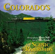 Cover of: Colorado's scenic railroads