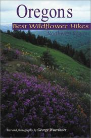 Cover of: Oregon's Best Wildflower Hikes