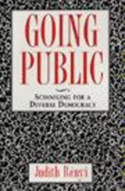 Cover of: Going Public