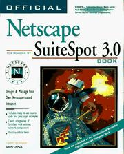 Cover of: Official netscape SuiteSpot 3 book