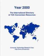 Cover of: Year 2000