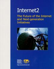 Cover of: Internet2