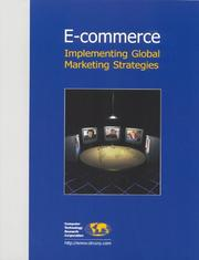 Cover of: E-commerce