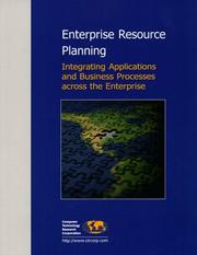 Cover of: Enterprise Resource Planning | Erin Callaway