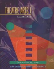 Cover of: Theatre arts 1 student handbook
