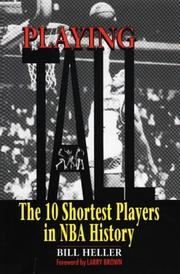 Cover of: Playing tall