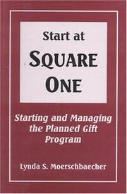 Cover of: Start at square one
