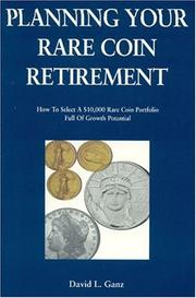 Cover of: Planning your rare coin retirement