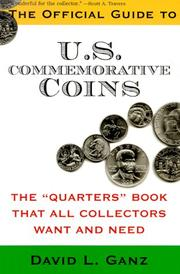 Cover of: The official guide to U.S. commemorative coins