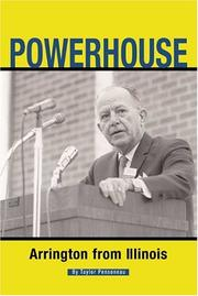 Cover of: Powerhouse | Taylor Pensoneau