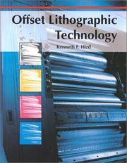 Cover of: Offset lithographic technology