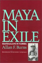 Cover of: Maya in exile