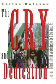 Cover of: The cry and the dedication
