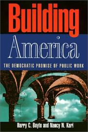 Cover of: Building America