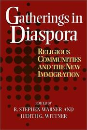 Cover of: Gatherings in diaspora