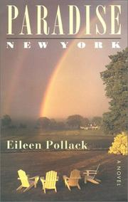 Cover of: Paradise, New York: a novel