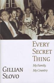 Cover of: Every Secret Thing