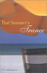Cover of: That summer's trance