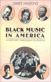 Cover of: Black Music in America