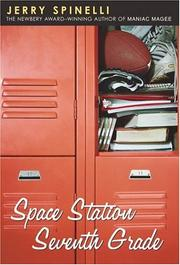 Cover of: Space Station Seventh Grade (Space Station Seventh Grade #1)