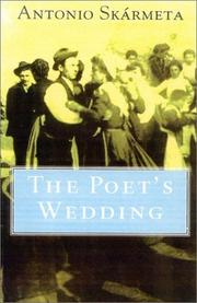 Cover of: The poet's wedding: a novel